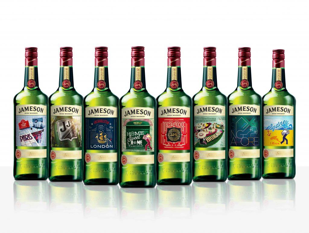 ирландский виски джемесон