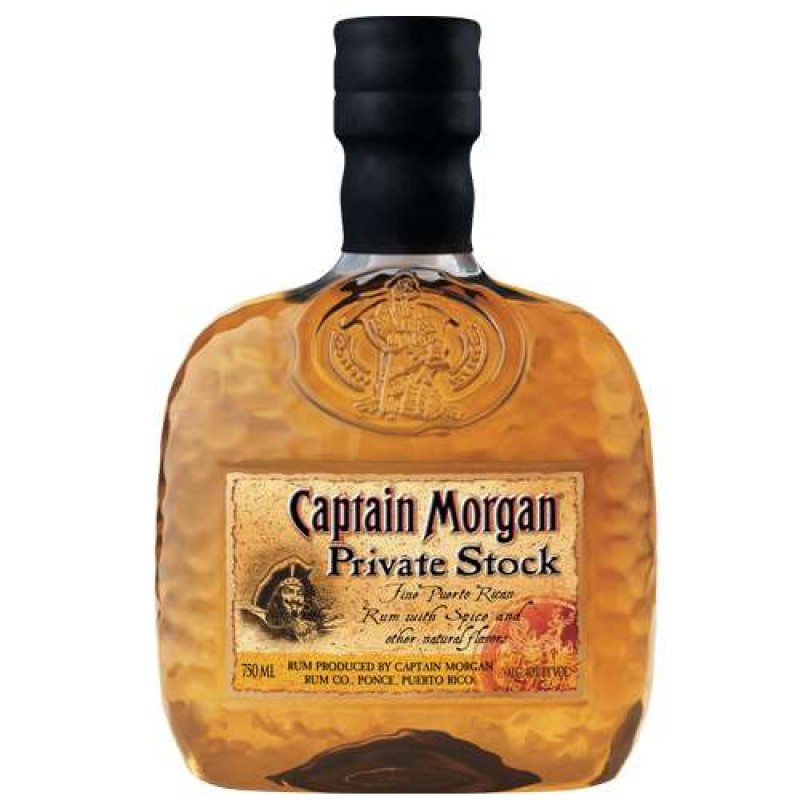ром капитан морган
