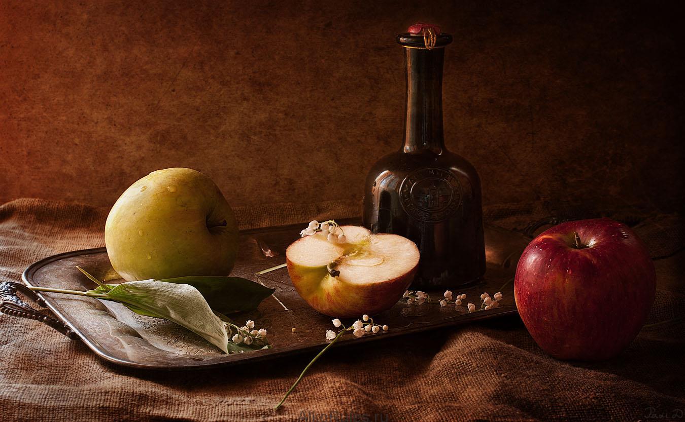 Как сделать вино из свежих яблок в домашних условиях простой рецепт