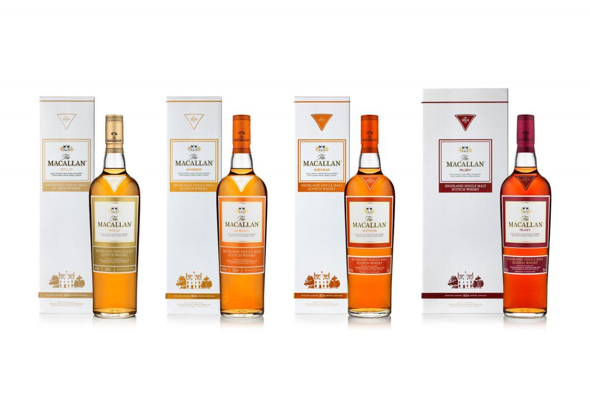Виски Macallan — титулованный скотч