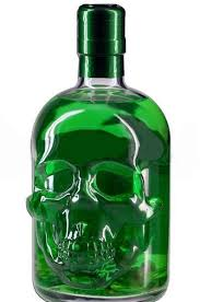 Алкогольный напиток синего цвета название