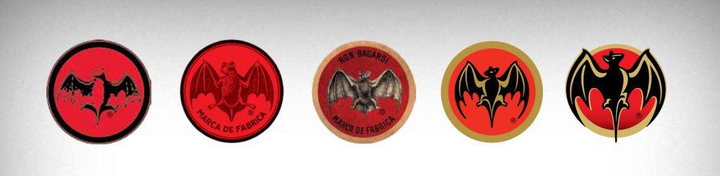 Лого мышь Бакарди