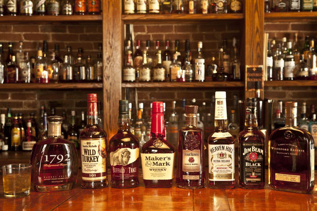 Бурбон — виски made in USA