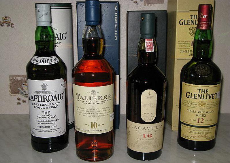 односолодовый виски марки