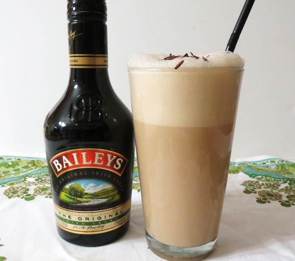 Как и с чем принято пить Бейлис - советы и рецепты коктейлей