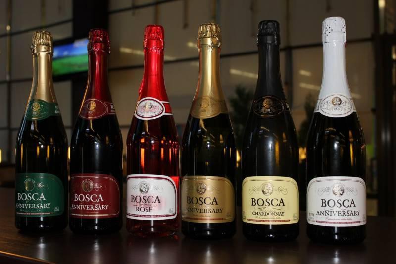 bosco шампанское