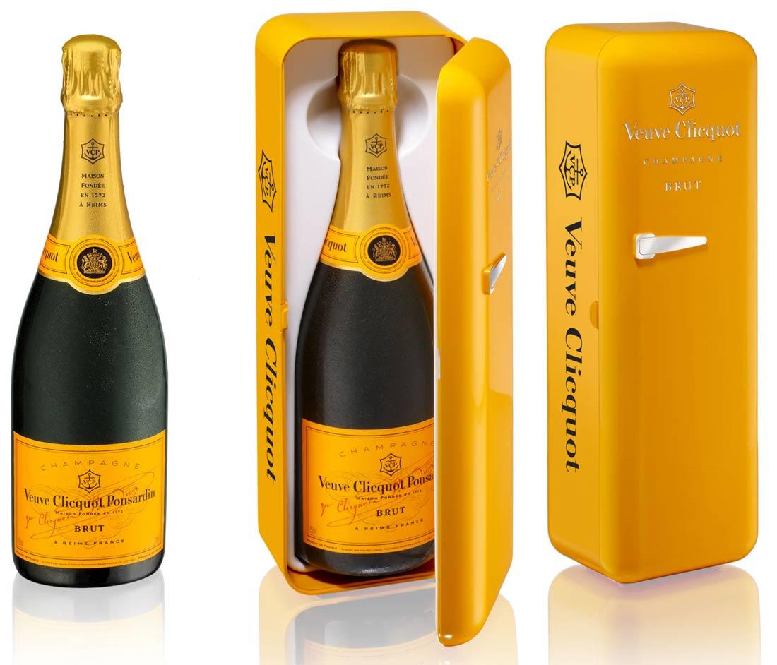 Вдова Клико — самое знаменитое шампанское вино