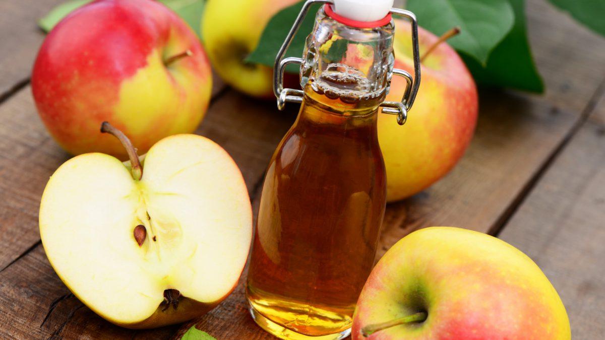 Яблочное вино дома