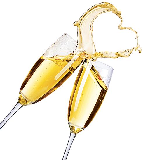 с чем лучше пить шампанское