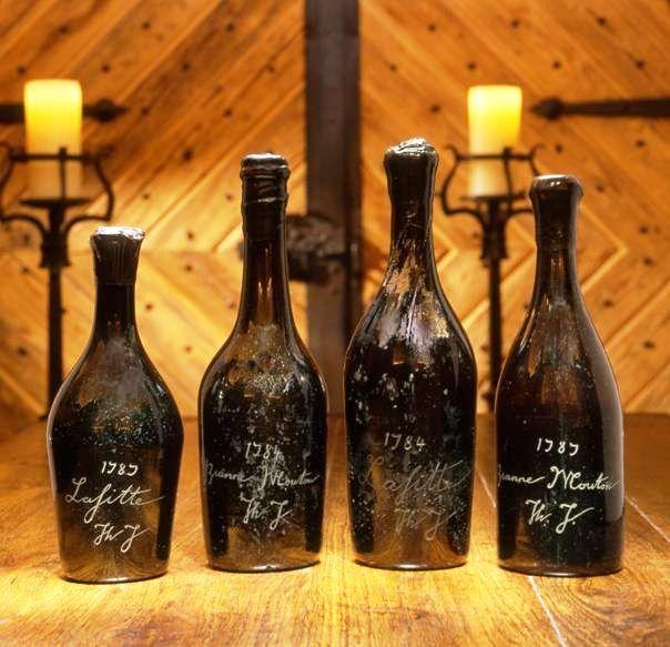 самое старое вино в мире