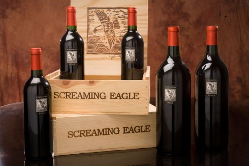 дорогое красное вино