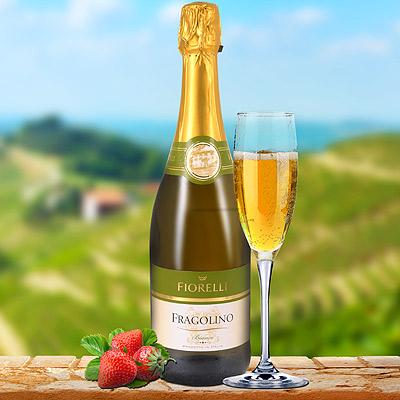 клубничное вино фраголино