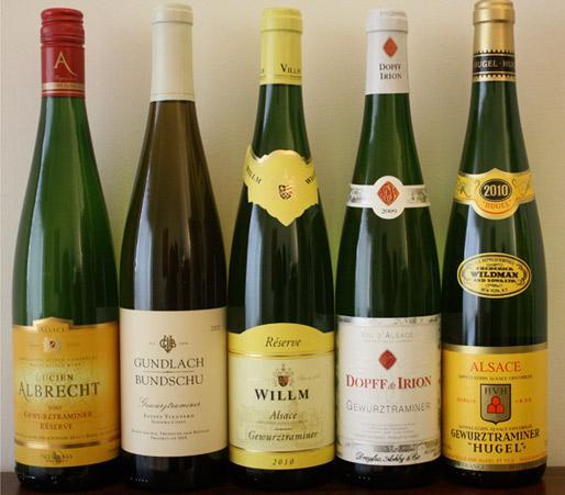 вино gewurztraminer