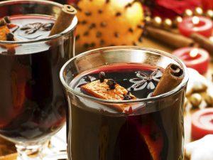 глинтвейн из красного полусладкого вина