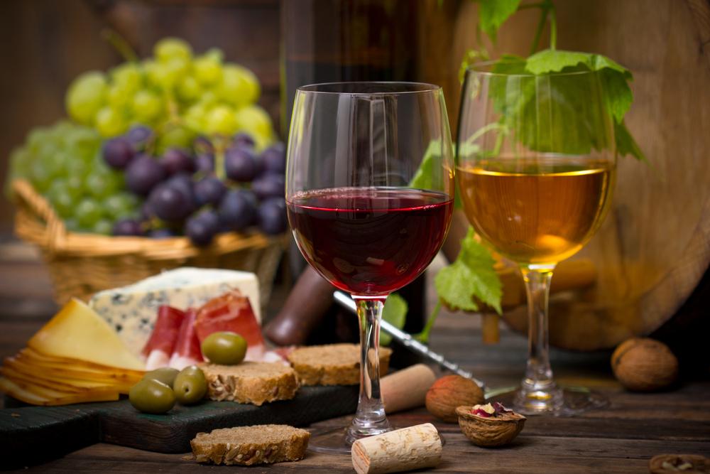 сочетание вина и блюд