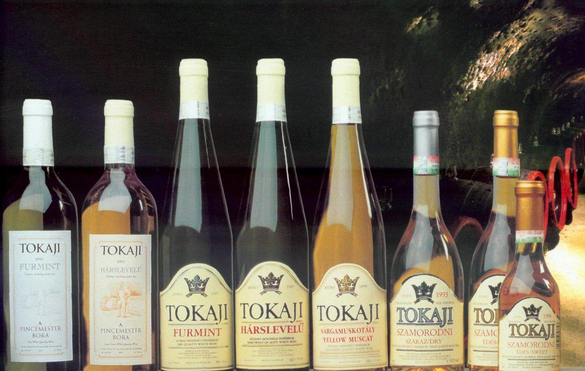 Токай — венгерское золото в бокале