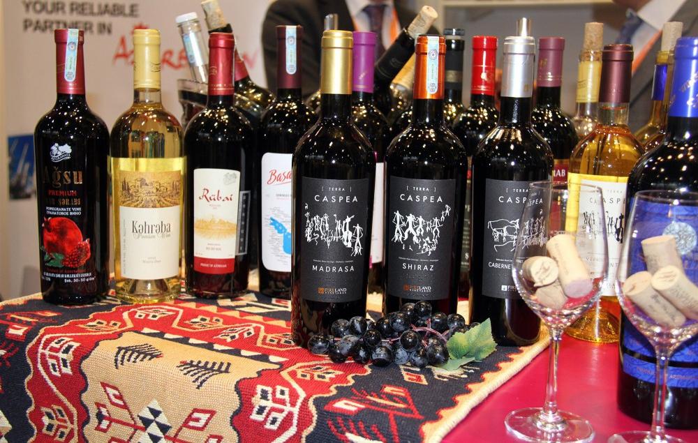 Виноделие республики Азербайджан