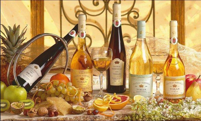 венгерское вино токай