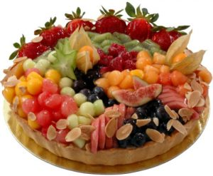 фрукты к вину