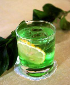 Что едят с джин тоником