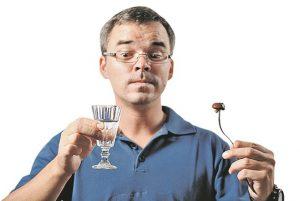 Как правильно пить водку и чем закусывать? 143