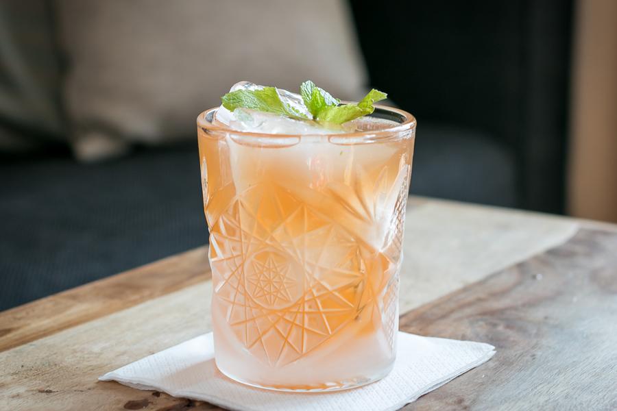 коктейли с джином рецепты