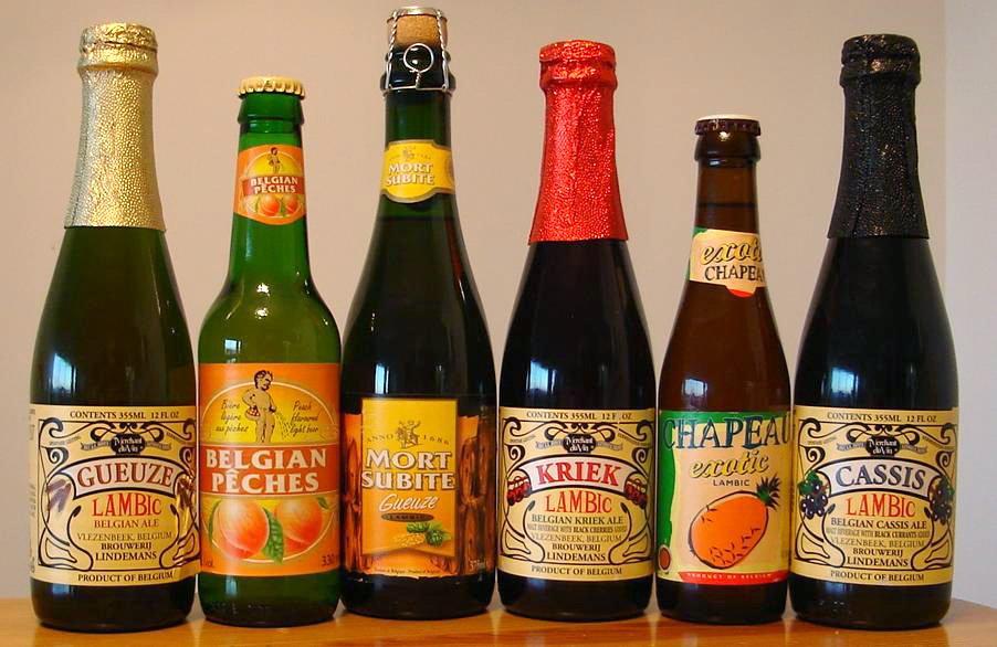 вишневое пиво бельгия