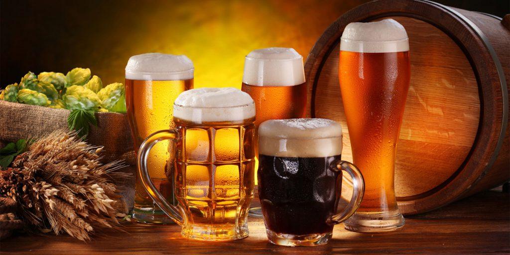 крепкие сорта пива