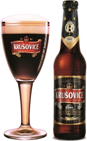 пиво крушовице темное