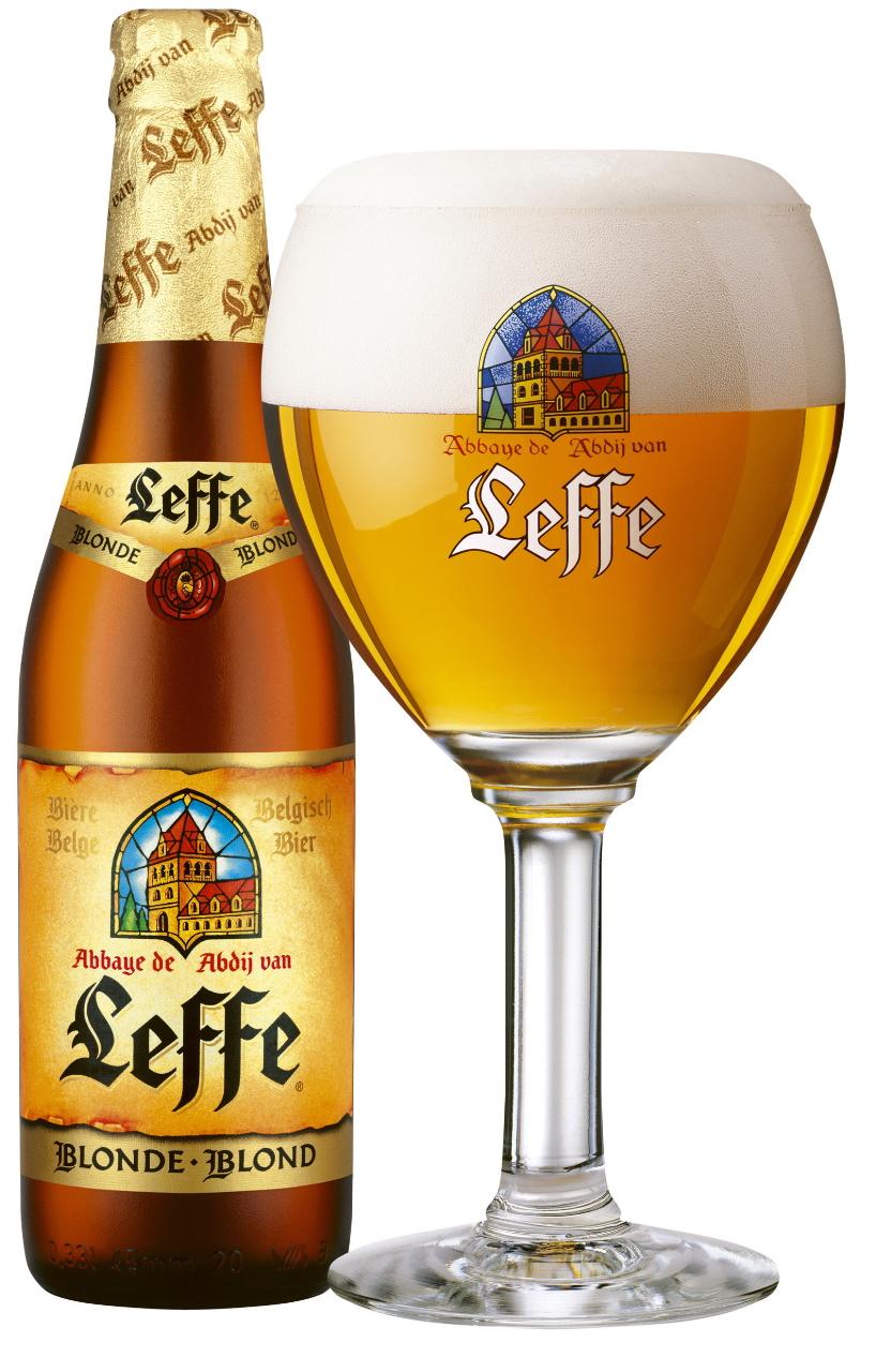 пиво леффе блонд