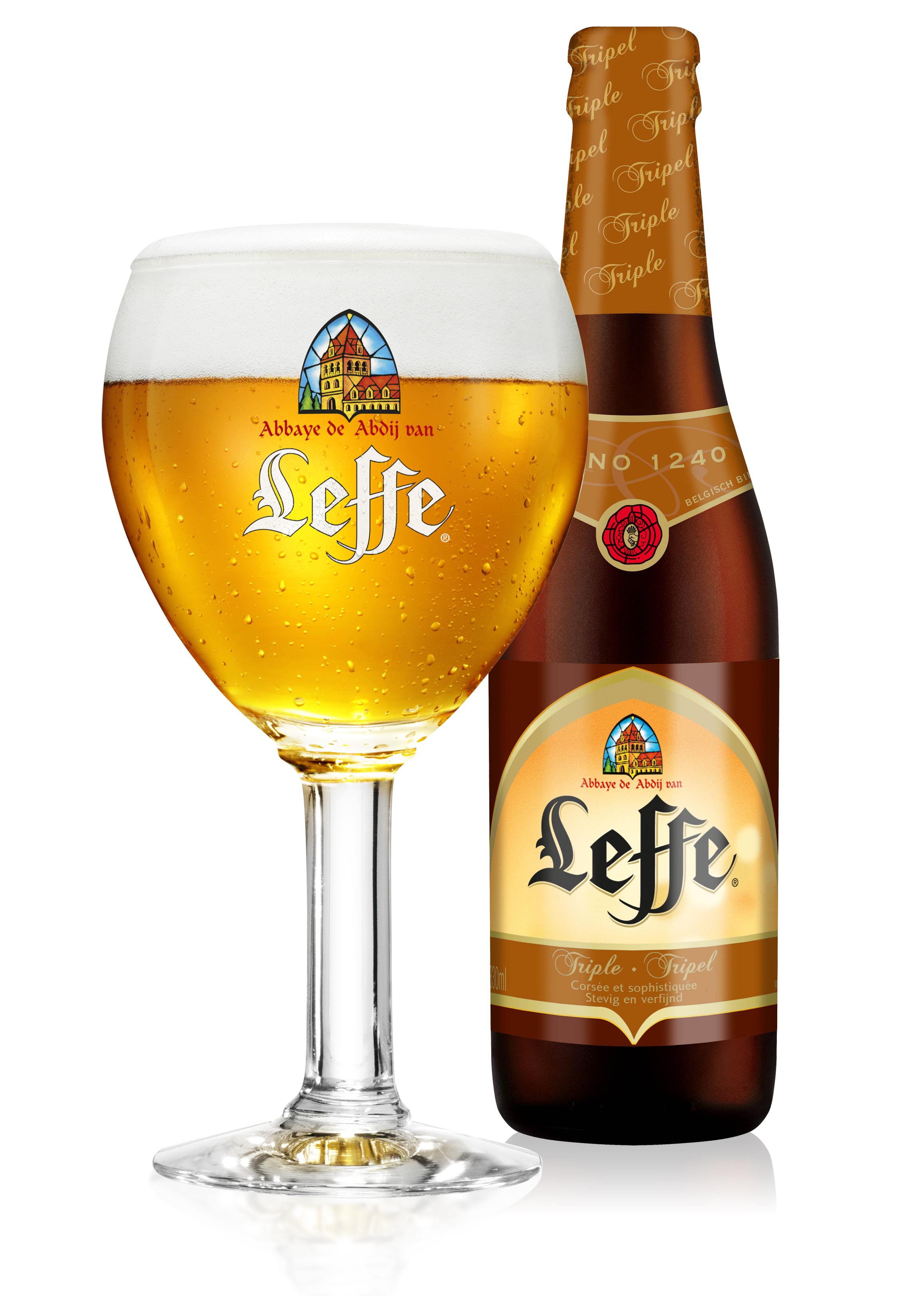 бельгийское пиво leffe