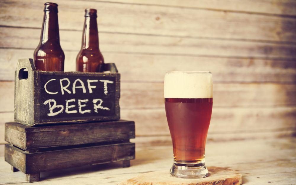 Крафтовое пиво — хорошо забытое старое
