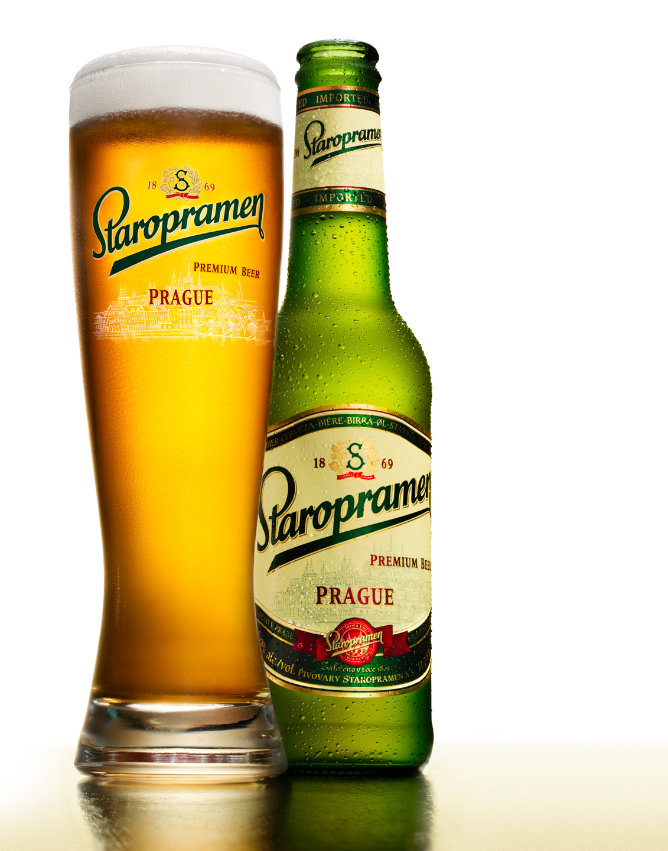 Знаменитое пиво Старопрамен