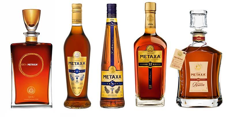 бренди метакса