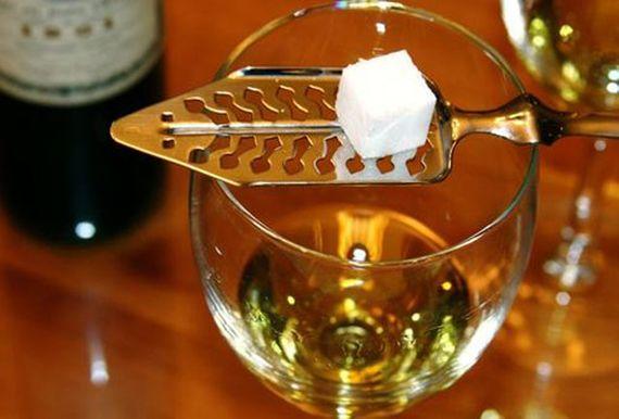 как пьется абсент
