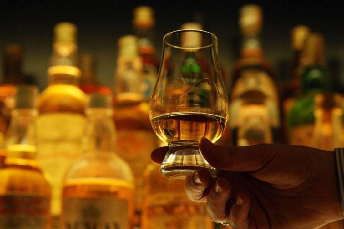 Какие сорта виски существуют