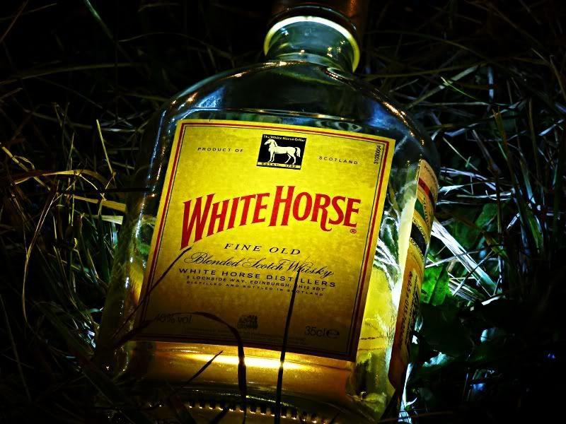 White Horse — виски с лошадиным характером