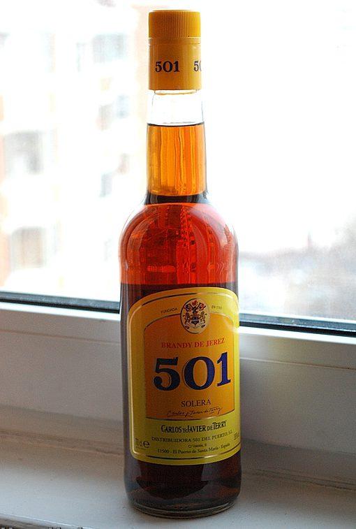 хересный бренди 501