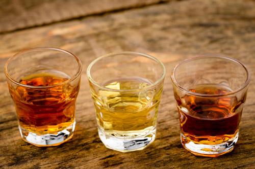 Цвет виски это какой