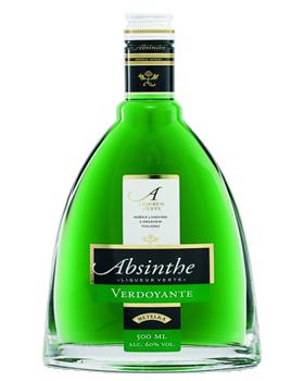 абсент зеленый