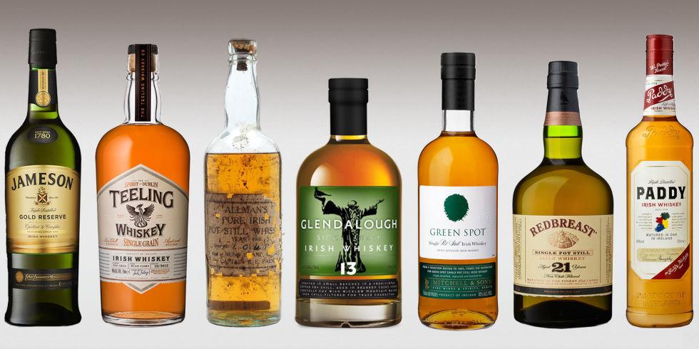 ирландский виски бренды