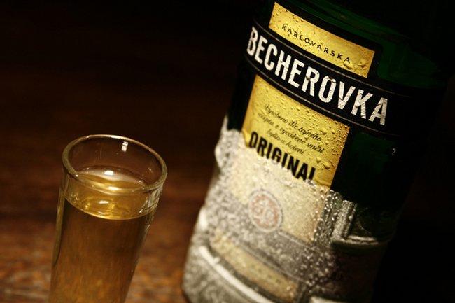 бехеровка как пить
