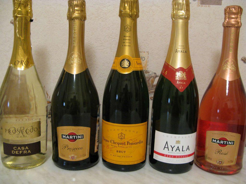итальянское шампанское