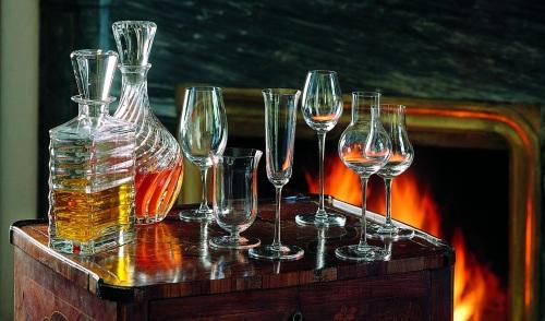 Виды бокалов для шампанского