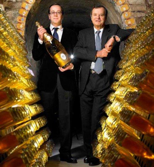история кристалл шампанское