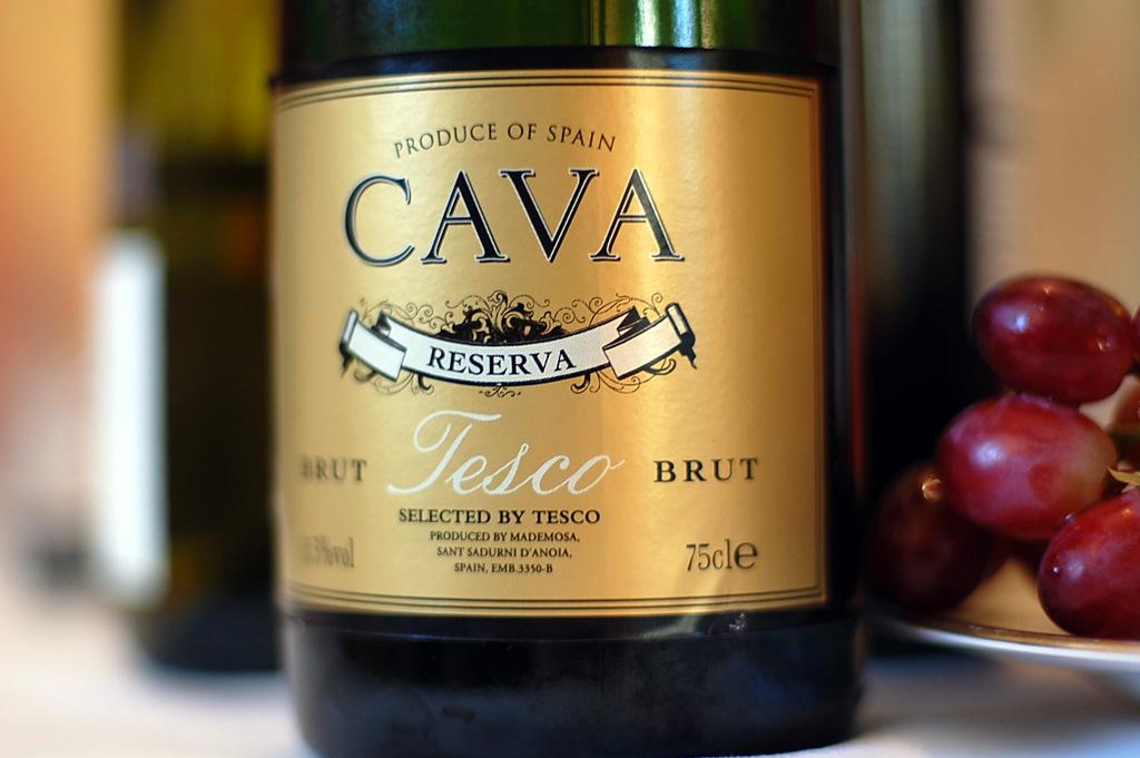 Шампанское Кава с хамоном — вкус Испании