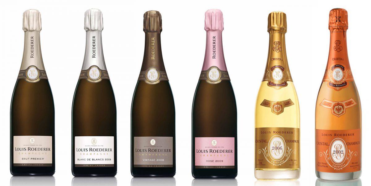 шампанское луи родерер