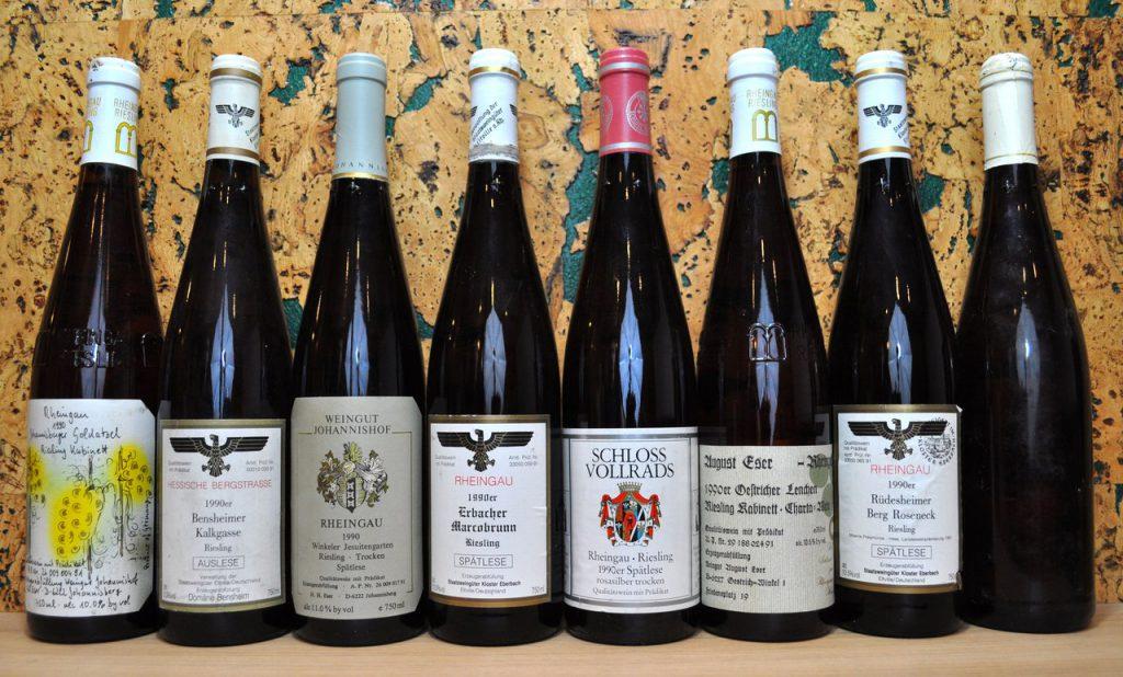 классификация немецких вин