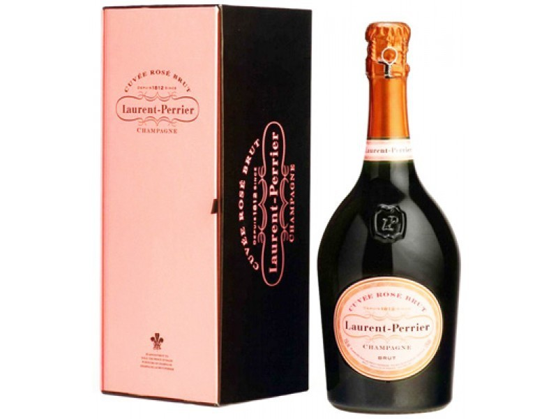 шампанское laurent perrier
