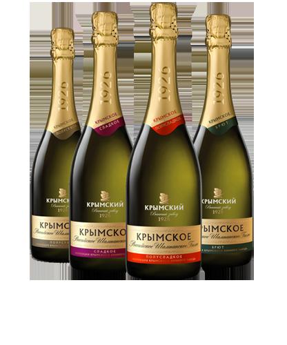 крымское шампанское